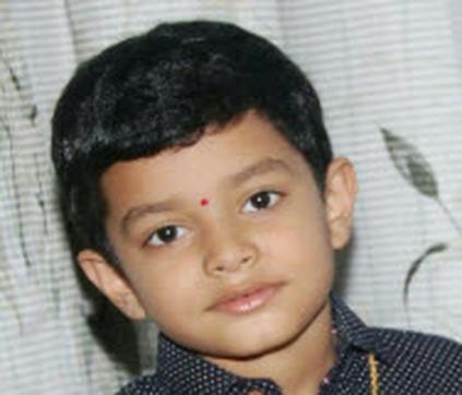 Shanmukha Dasari - 1st Grade